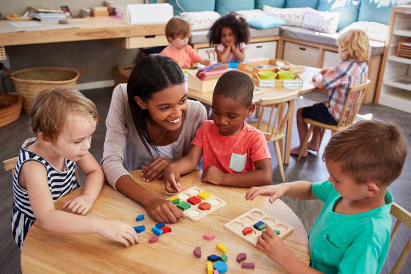 Learning Through Play >> Learning Through Play Shade Tree Learning
